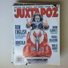 Juxtapoz Art & Culture Mag 41 Ron English Nov Dec 2002