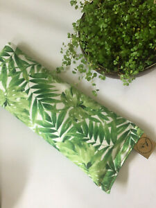 Tropicana / Linseed Eye Pillow   100%Cotton  Lined Yoga ChooseScent Relax