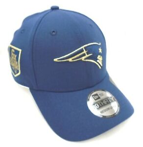 New England Patriots Men's New Era 39THIRTY M/L Cap Hat 6X Super Bowl Champions