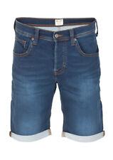 Mustang Herren Jeans Short Chicago kurze Stretch Hose Real X Regular Fit Men