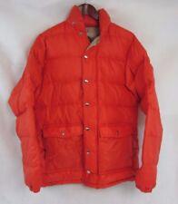 VTG REI Recreational Equipment Goose Down Fill, RED Winter Jacket Coat Mens M
