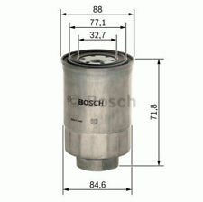 GENUINE OE BOSCH FUEL FILTER N4201- HAS VARIOUS COMPATIBILITIES