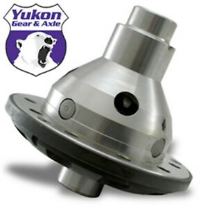 Differential-Base Rear,Front Yukon Gear YDGF9-28-SM
