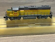 New ListingN Scale Kato Locomotive Emd Gp38 #2059 Union Pacific #17601 Trucks Up -Japan