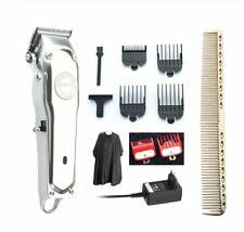 Professional Cordless Metal Clipper 100Anniversary Limited Edition + Cape + Comb