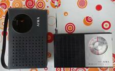 1969 AIWA AR - 734  AM/SW Super Sensitive Taschen Transistor Pocket Radio