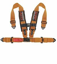 ORANGE Racing 4 Point 2'' Safety Belt Harness Polaris UTV RZR XP 1000 900 800