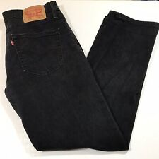 Levi's 514 Straight Fit Jeans Size 32x30 Men's
