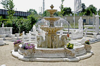 Gartensprinngbrunnen Wandbrunnen  Brunnen Springbrunnen  Zierbrunnen Art.2401/TU