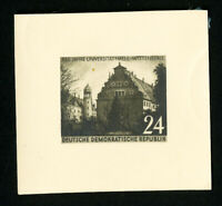 Germany Stamps Rare DDR Stamp Essay