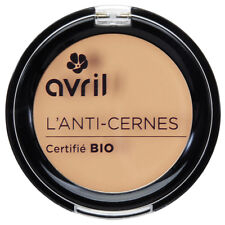 Avril anti-cernes certifié bio  - Ivoire, porcelaine, nude ou doré