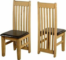 Pine Dining Room Country Chairs