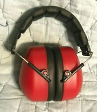 vintage Western Safety Noise Reduction Headphones ear muffs Gun Range Loud Nice