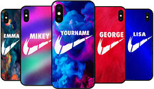 Personalised Custom Nikes IPHONE CASE For IPHONE 6 S 7 8 PLUS X XR XS MAX 11 PRO