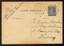 █ Carte Postale Imprimée CàD Oberhaslach 24.08.31 █