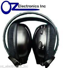 IR Headphones wireless Compatible with Alpine Toyota Klugar Holden car DVD EXPRE