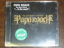 PAPA ROACH The paramour sessions CD NEUF