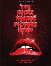 The Rocky Horror Picture Show 40th Anniversary Edition Region a BLURAY