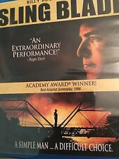 Sling Blade (Blu-ray) Factory Sealed FAST SHIPPING