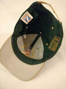 Atlanta Olympics 1996 Olympic Games Collection Green Vintage Snapback Hat Logo 7