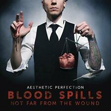 Aesthetic Perfection - Blood Spills Not Far From The Wound (NEW CD)