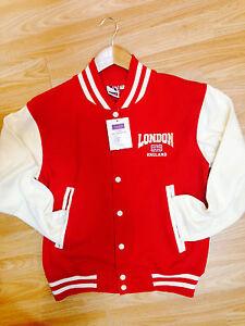 London Fashion Celebrity Coats Trendy unisex Baseball Jacket