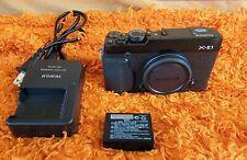 Fuji Fujifilm X-E1 16.3MP Mirrorless Digital Camera Body Battery Charger