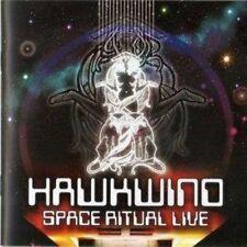 Space Ritual 2014 [Bonus DVD] by Hawkwind (CD, Apr-2015, 3 Discs, United States)