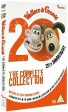 Wallace & Gromit The Complete 20th Anniversary Collection DVD and