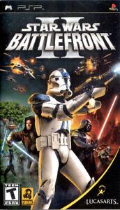 Star Wars Battlefront II  PSP Game