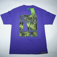 New listing *NEW* Shake Junt Neckface Skate T Shirt 2 Times If You Know Me! Men's L USA