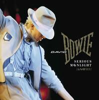 DAVID BOWIE Serious Moonlight (Live '83) 2019 remastered 2-CD NEW/SEALED