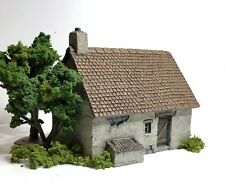 Wargame Scenery - 20mm - 1/72nd Scale - Single Storey Rendered House