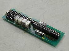 #846 ABB Drive 380742 Rev F PC Relay Circuit Board Card