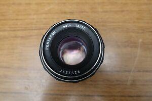 Pentacon Auto 1.8/50 F1.8 50mm Lens - M42 Screw Mount