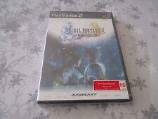 >> FINAL FANTASY X INTERNATIONAL 2 PS2 JAPAN IMPORT NEW FACTORY SEALED! <<