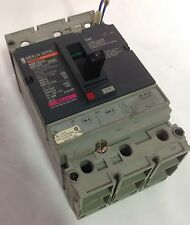 MERLIN GERIN * 600V 3 POLE COMPACT CIRCUIT BREAKER * NSF150 H