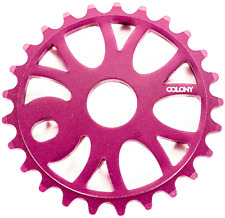 25T PINK ENDEAVOUR SPROCKET BMX Chain Wheel 15/16 19  22mm Bike Colony Brand