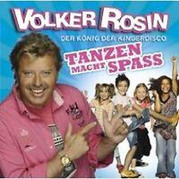 """VOLKER ROSIN """"TANZEN MACHT SPASS"""" CD NEU"""