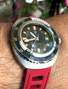 TACTICO CREPAS Nemesis TC2.2 Extreme Dive Watch ETA Swiss