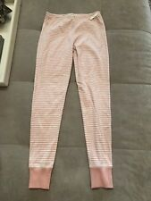 New Mini Boden Girls PJ Pants Size 10 Pink Soft Cotton