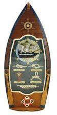 Schlüsselkasten Bootsform mit Knoten