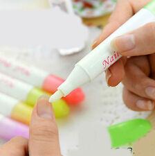 Women Nail Art Polish Remover Pen Varnish Corrector Cleaner + 3 Tips Pen Point