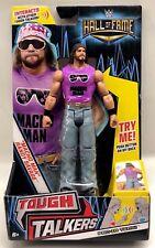 WWE HALL OF FAME TOUGH TALKERS MACHO MAN RANDY SAVAGE