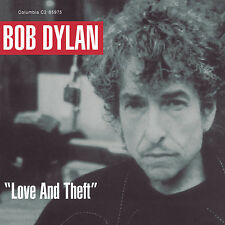 Dylan Bob - Love and Theft Vinyl Lp2 Col