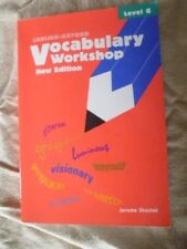 Vocabulary Workshop Level G Student 2005