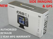 NEW Humminbird 698ci HD SI Side Imaging Depth Fish Finder Chartplotter Combo GPS