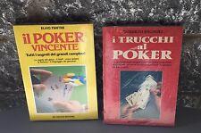 Vintage# ROBERTO BAGNOLI ELVIO FANTINI# TRUCCHI AL POKER # IL POKER VINCENTE