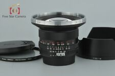 Excellent+++!! Carl Zeiss Distagon 18mm f/3.5 ZF T* for Nikon