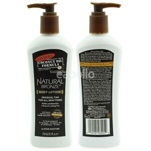 Palmer's Natural Bronze Body Lotion  Coconut Oil Formula 250ml